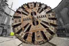 Tunneliers à pression de terre