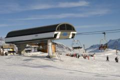Matériels de stations de montagne