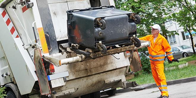 Ramassage déchets et ordures ménagères