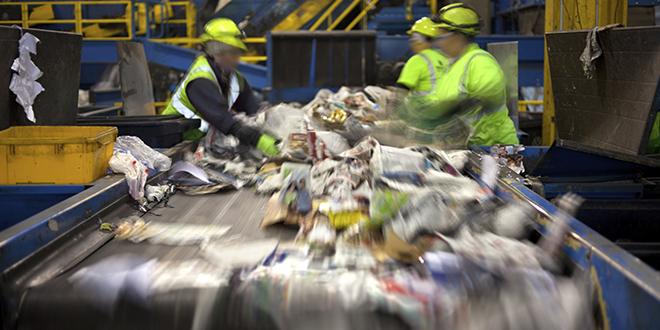 Tri, recyclage et valorisation des déchets
