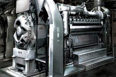 Huiles moteurs à gaz